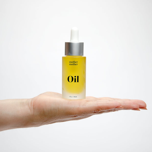 Mom Face and Belly Oil