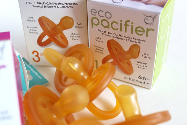 Ecopiggy Ecopacifier Orthodontic Pacifier 0-6 months