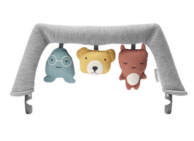 Baby Bjorn Soft Friends Toy Bar for Bouncer