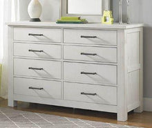 Dolce Babi Lucca 8 Drawer Double Dresser
