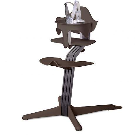 Evomove Nomi High Chair Basic Wood