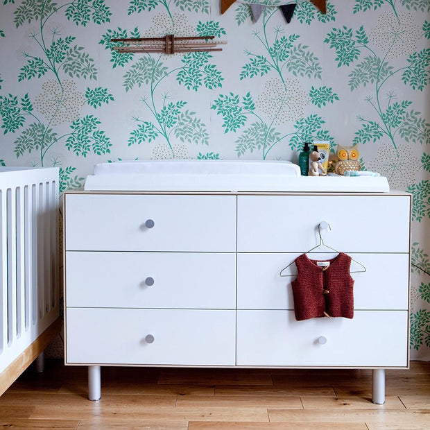 Oeuf Merlin 6-Drawer Dresser