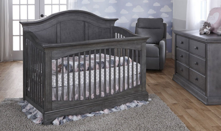 Pali Enna 2-Piece Set Crib and Double Dresser