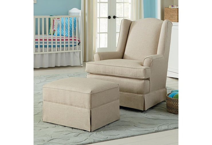 Best Chairs Nikole Swivel Glider