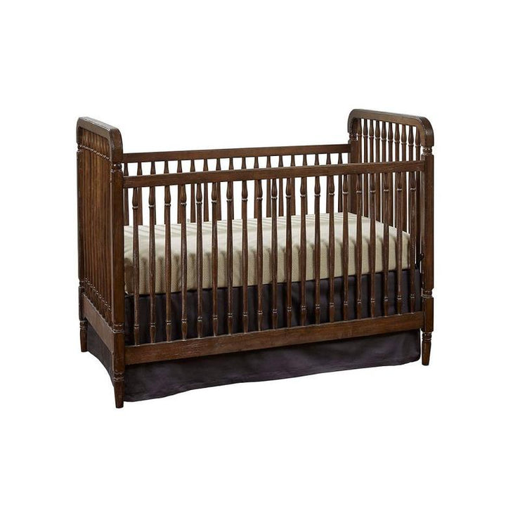 Kerrigan Cottage Spindle Crib - Stella Baby 3-1