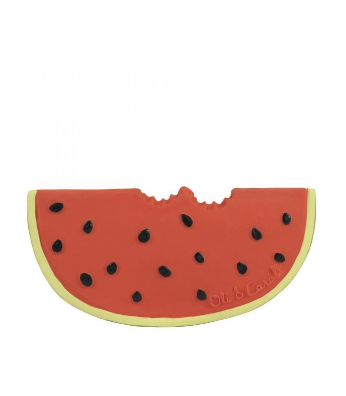 Oli & Carol Wally the Watermelon Teether