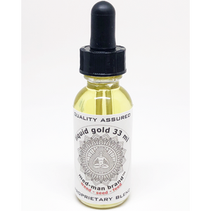 Liquid Gold CBD Dominant Cannabis Oil