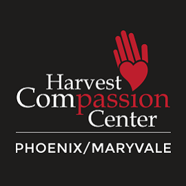Harvest Compassion Center Shipping Label