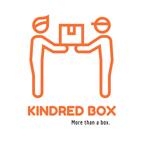 Kindred Box Shipping Label