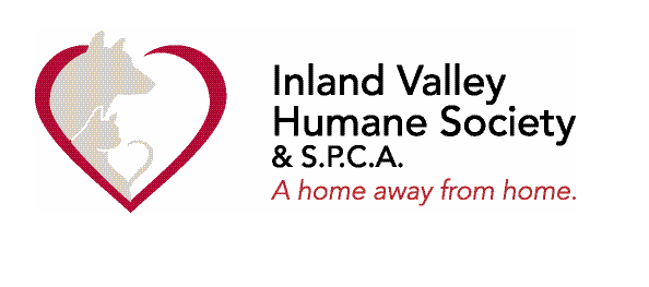 Inland Valley Humane Society & SPCA Shipping Label