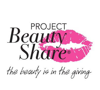 Project Beauty Share Shipping Label