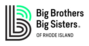 Big Brothers Big Sisters of Rhode Island Shipping Label