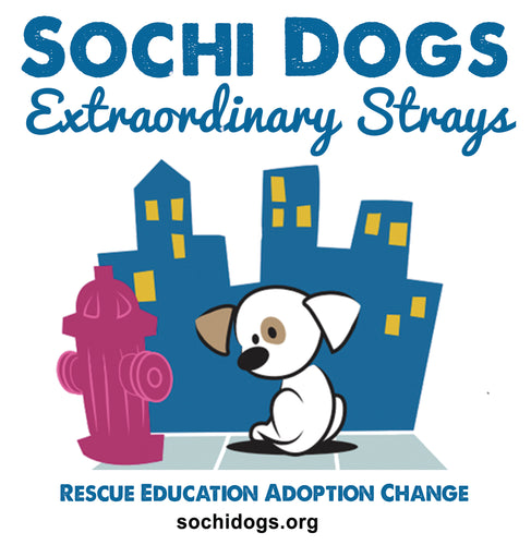 Sochi Dogs accepts gently used pet supplies