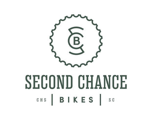 Second Chance Bikes Shipping Label