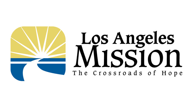 LA Mission - accepts clothes, personal higene items