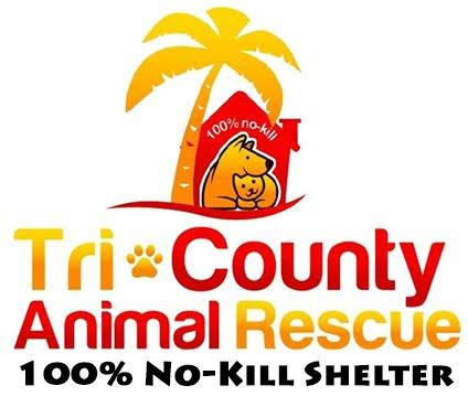 Tri-County Animal Rescue Shipping Label