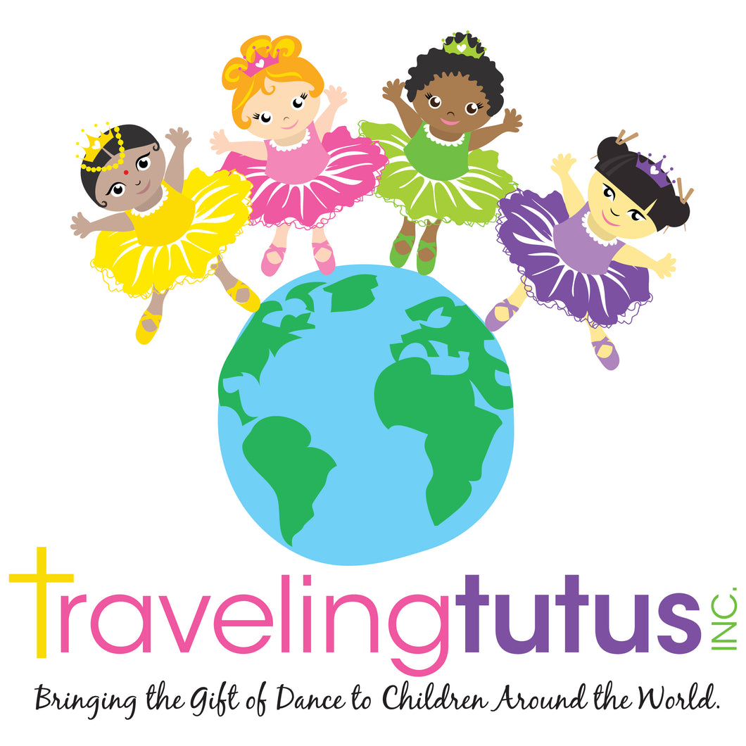 Traveling Tutus-accepts new and gently used dancewear.