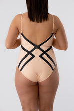 Load image into Gallery viewer, Amélie Swimsuit Delicate Black