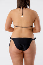Load image into Gallery viewer, Sienna Bikini Bottom Black