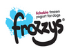 Frozzys available at The Ultimate Dog Shop in Betws-y-Coed, Snowdonia National Park