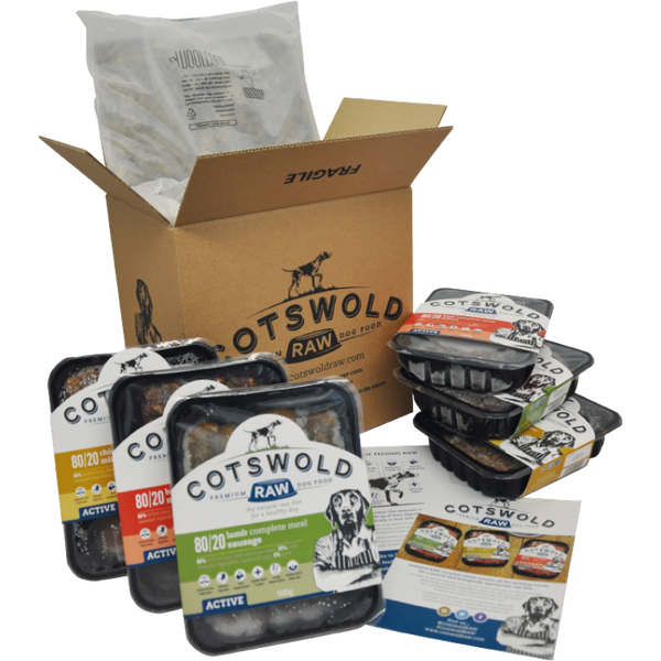 Cotswold Weekly Food Parcels