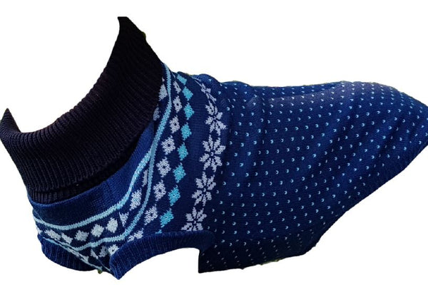 Dog Jumper - Fairisle