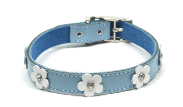 Dogue Foxy Flowers Swarovski Collar