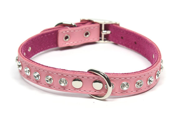 Dogue Swarovski Glamour Collar
