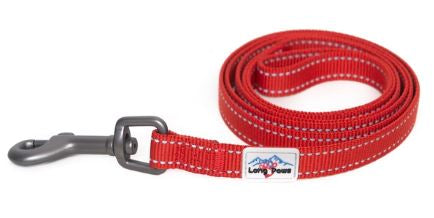 Long Paws - Urban Trek Webbing Leash