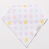 Dots & Blossoms Bandana Bibs - Set of Four - Little Bee & Me
