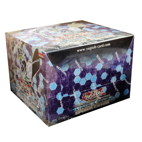 Yu-Gi-Oh!: 2017 Cybernetic Horizon Special Edition Display Case - Sealed
