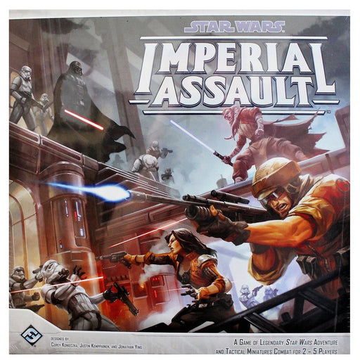 Star Wars: Imperial Assault Board Game, [product_type], FANTASY FLIGHT - ToyShnip
