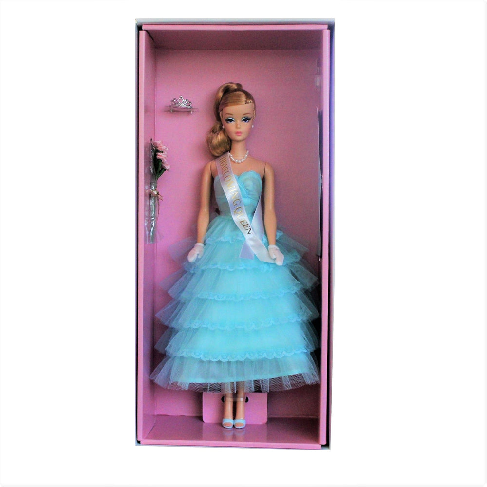 Barbie Homecoming Queen Barbie Doll - CJF57