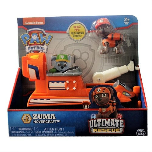 PAW Patrol Basic Themed Ultimate Rescue Vehicle - Zuma