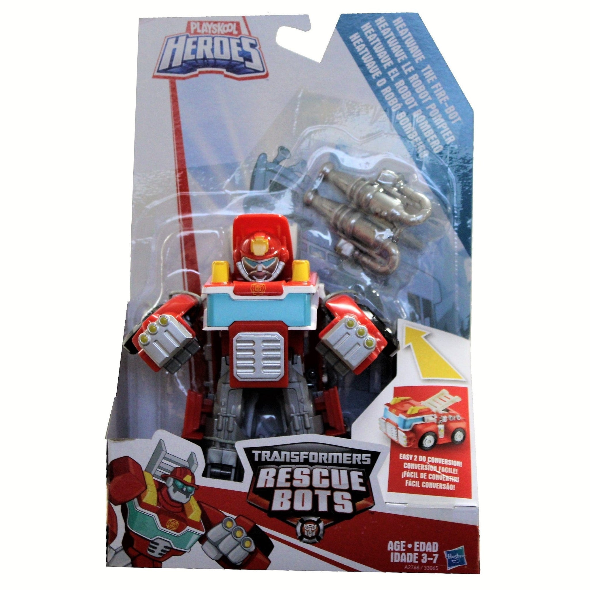 Transformers Rescue Bots Transforming Figures - Choose your favorite