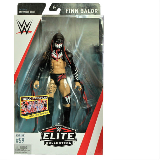 WWE Elite Collection Series 59 Action Figure - Finn Balor, Action Figure, Mattel - ToyShnip