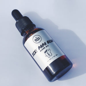 SEXY PAPA BEAR Beard Oil