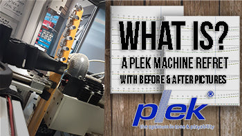 Learn more about our Plek Machine Process