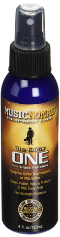 Music Nomad The Guitar ONE Polish & Cleaner