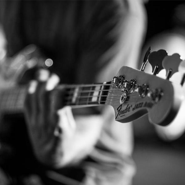 Bass Lessons | Music Gallery Academy