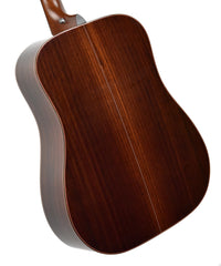 Indian Rosewood on a Taylor Acoustic Guitar