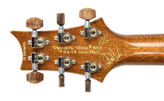 PRS Private Stock Headstock with Brazilian Rosewood
