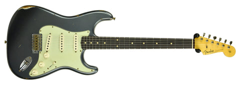Fender Custom Shop 1961 Strat with Texas Special Stratocaster Pickups