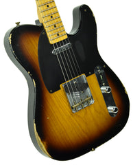 Fender Custom Sop 1 Piece Ash Tele Relic with Twisted Tele Pickups