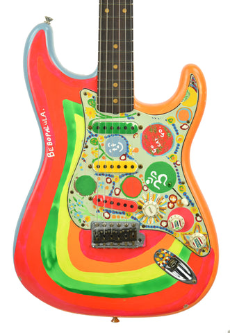 The Fender Custom Shop George Harrison Rocky Strat because, why not?!