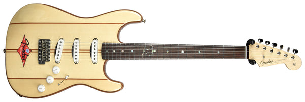 """A Fender Strat carries a 25.5"""" Scale Length for a taut string feel"""