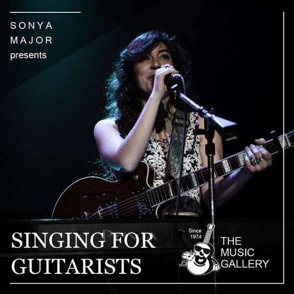 Singing For Guitarists