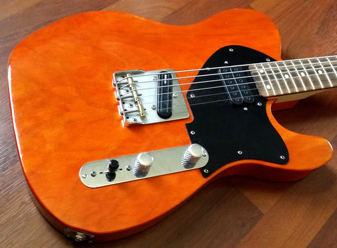 The Dimarzio Super Distortion T: Anabolic Steroids for your Telecaster!