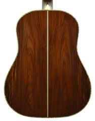 Guatemalan Rosewood on a Martin Custom Shop D-45