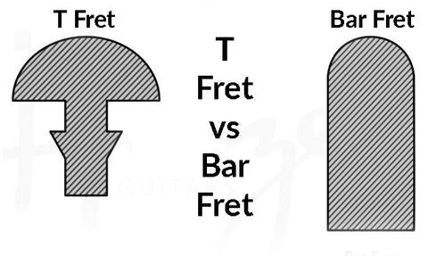 T Fret vs Bar Fret: IN A BATTLE FOR THE AGES!